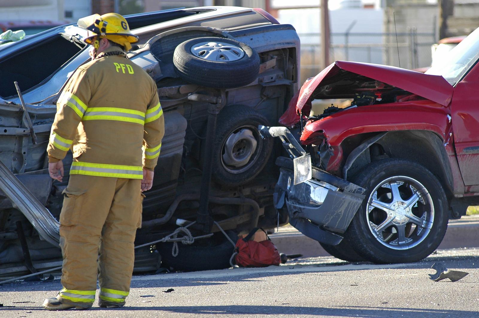 Car Crash Case Info Data